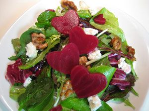 Beet Salad For Valentines Day