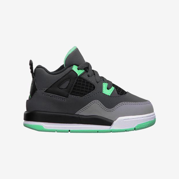 Air Jordan 4 Retro (2c-10c) Infant/Toddler Boys' Shoe