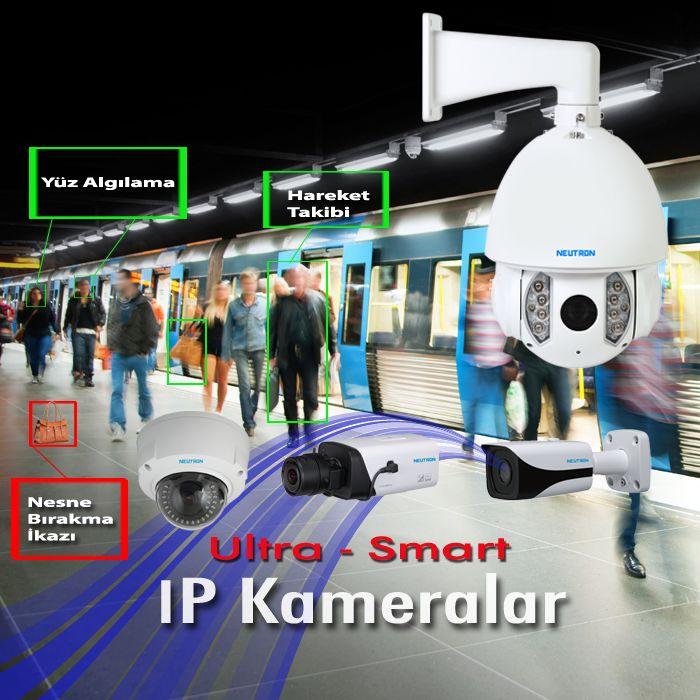 Ultra Smart IP Kameralar  Detaylı bilgi için: 0850 333 7 666 arayabilirsiniz.