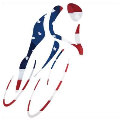 USA Cycling Poster