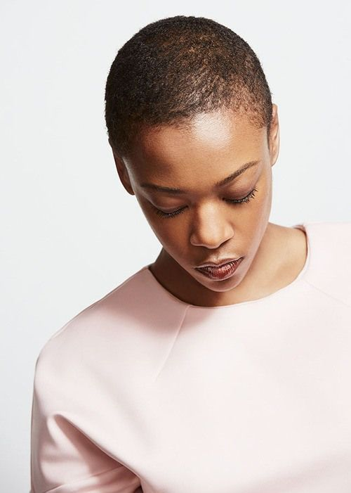 Samira Wiley. She can go with anyone really.