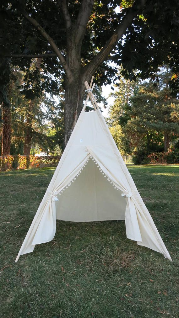 Check out this item in my Etsy shop https://www.etsy.com/ca/listing/573293009/all-cream-teepee-tent