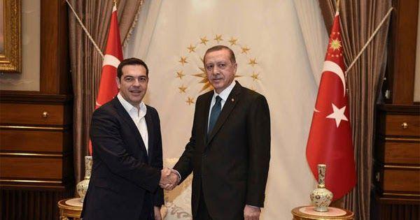 Θετική η Άγκυρα στο αίτημα Τσίπρα για συνάντηση με Ερντογάν