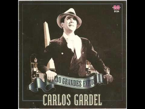 ▶ CARLOS GARDEL ADIOS MUCHACHOS - YouTube