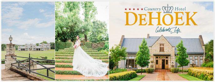 De Hoek - Gauteng Wedding Venues