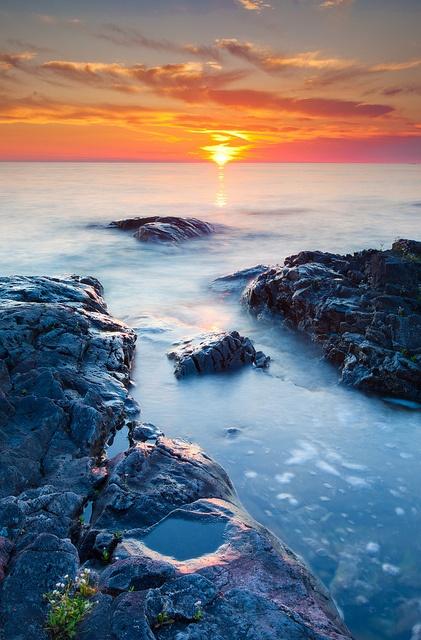 Stokes Bay, near Tobermory, Scotland
