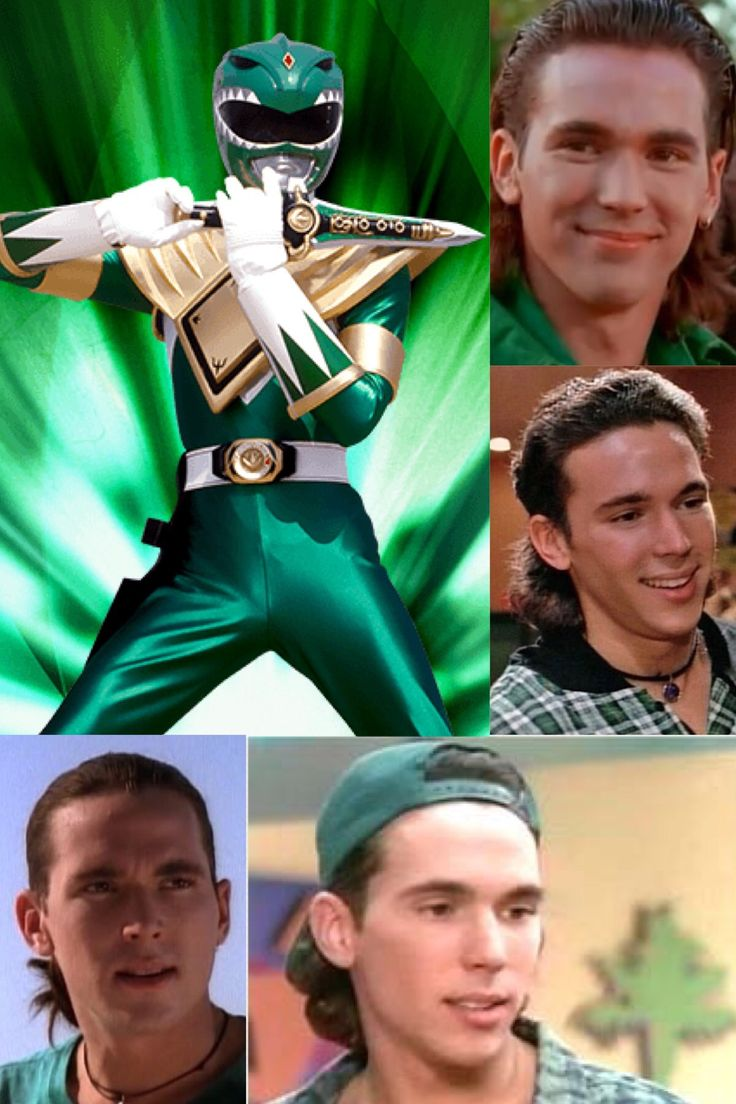 Mighty Morphin Green Ranger/ Tommy Oliver played by Jason David Frank.