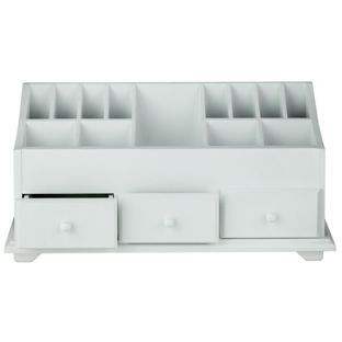 Buy 3 Drawer Cosmetics Caddy - White at Argos.co.uk, visit Argos.co.uk to shop online for Bathroom shelves and units