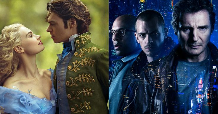 BOX OFFICE PREDICTIONS: 'Cinderella' Vs 'Run All Night' -- Disney's 'Cinderella' squares off against the action-thriller 'Run All Night' and last week's winner 'Chappie' at the box office. -- http://www.movieweb.com/box-office-cinderella-movie-run-all-night