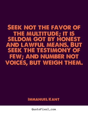 Weighing instead of counting. And consider your source.