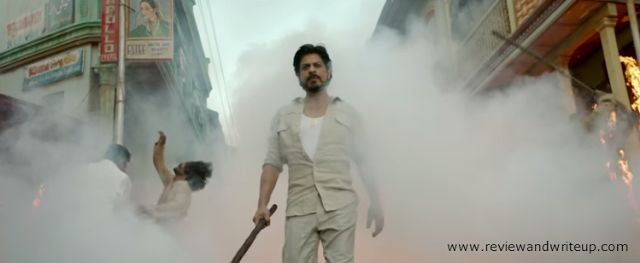 Raees Trailer Review