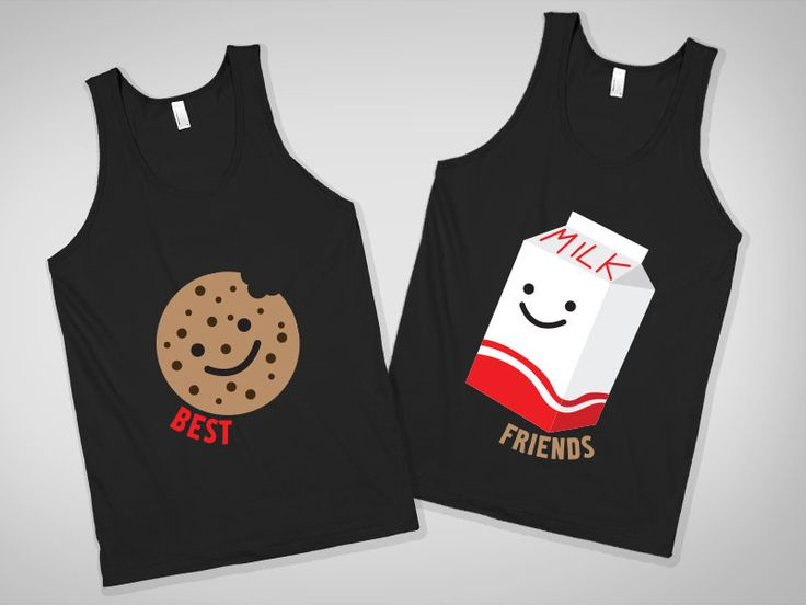 25 b sta best friend shirts id erna p pinterest bff for Personalized t shirt bags