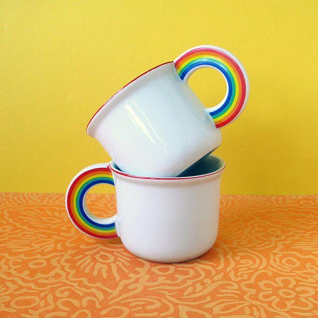 Rainbow   by kitschcafe