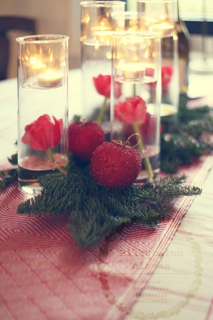 Joulun utuisia tunnelmia