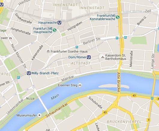Frankfurt on Foot Walking Tours