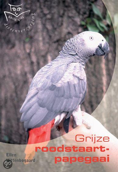 Dit boek biedt prachtige foto's en uitgebreide informatie over de grijze roodstaartpapegaai. Elke papagaaienliefhebber zou dit boekje in de kast moeten hebben staan!