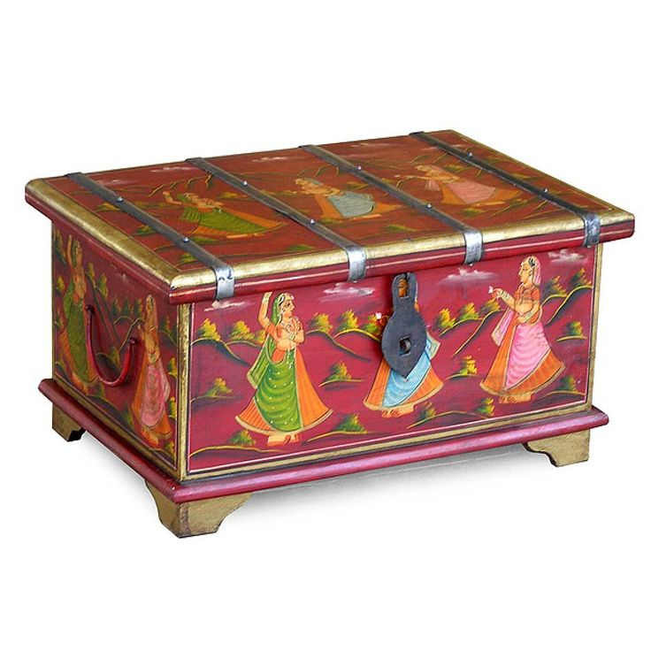 Painted Indian Furniture Home Decor Pinterest Furniture Indian Furniture And Indian