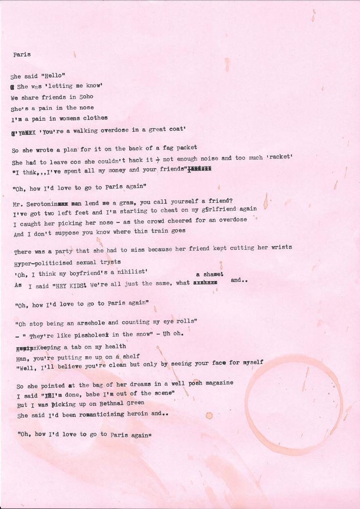 the1975music:  // P A R I S - S H A R E O N S P O T I F Y // L O V E http://po.st/The1975IISp
