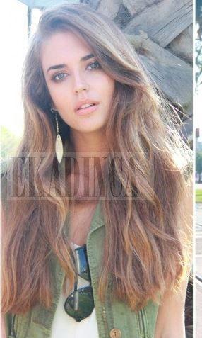 Ekadınca Kadın ve Moda Sitesi | Kumral Dore Saç Rengi | http://www.ekadinca.com