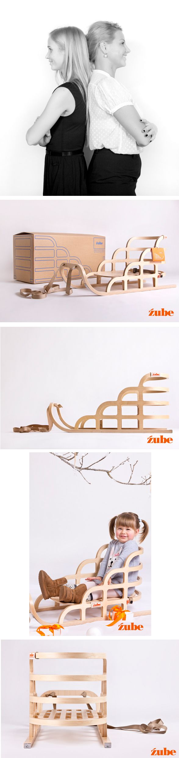 ZUBE. Latvian design sledges. PURCHASE ON TRUE LATVIA shophttp://truelatvia.lv/en/true-ziimoli-452721/zube