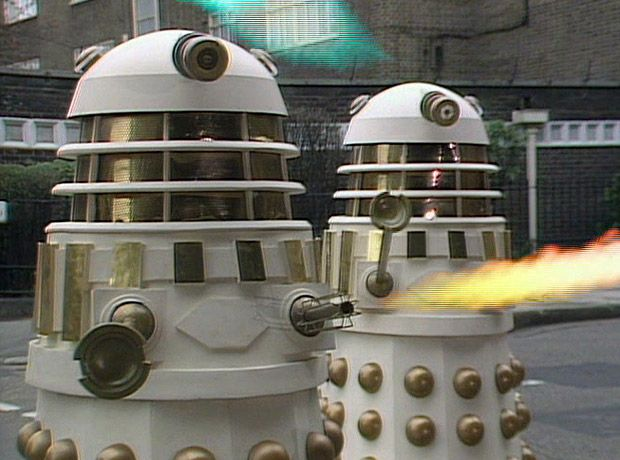 Imperial Daleks - Dalek Colour Schemes and Hierarchy - The Doctor Who Site