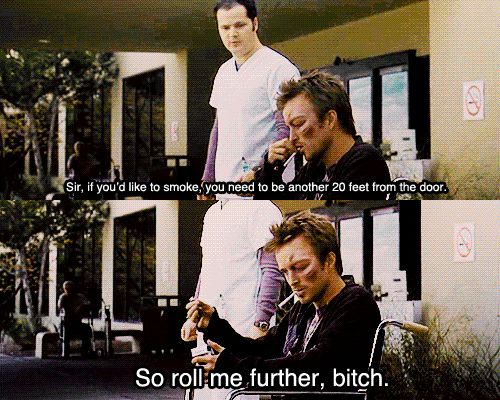 One of my favorite lines from Pinkman