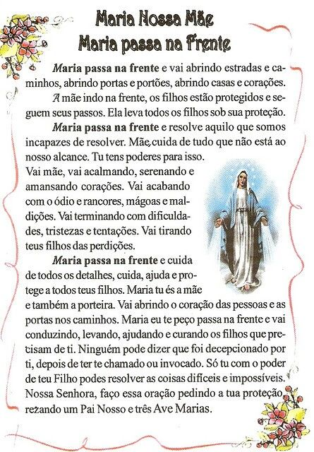 Populares 893 best orações images on Pinterest | Spirituality, Messages and  BA07