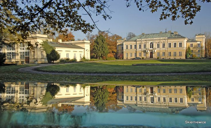 Skierniewice Palace, Poland
