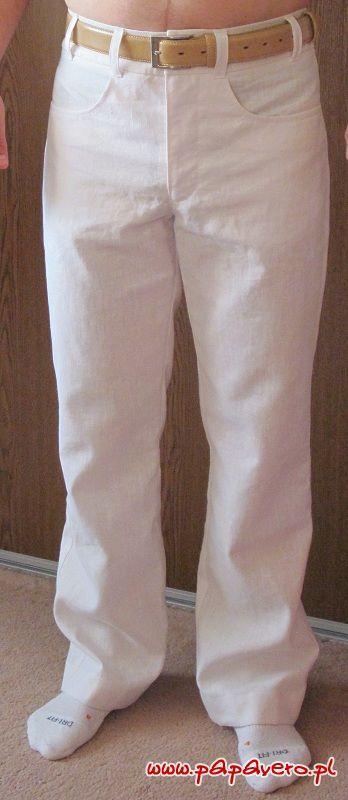patron pantalon homme