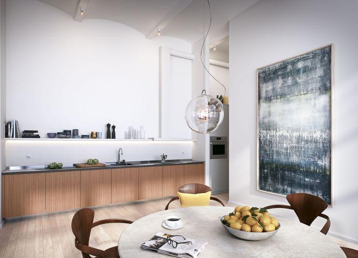 Oscar Properties  #oscarproperties stockholm - kitchen