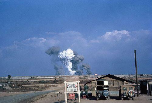 Long Binh US Ammunition Dump   Vietnam   Vietnam war ...