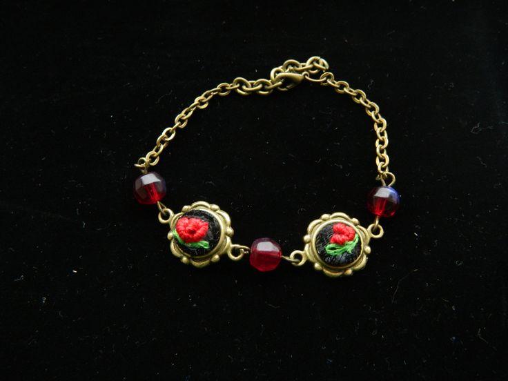 Handmade bracelet https://www.facebook.com/Fairy0Jewels