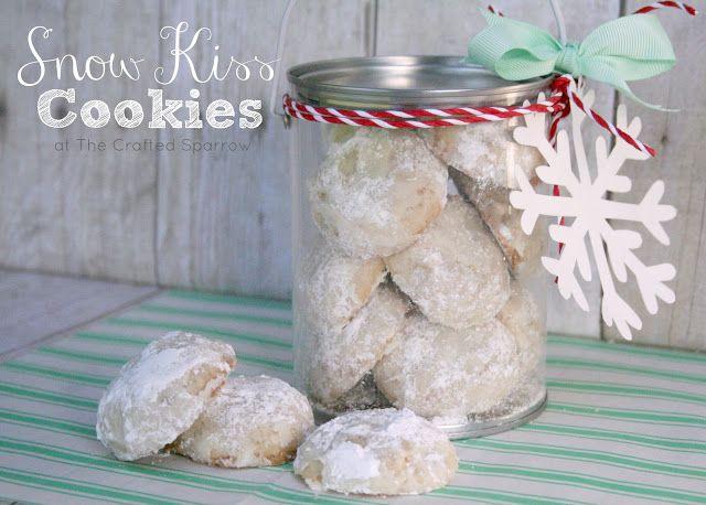 Biscuits de noel kisses