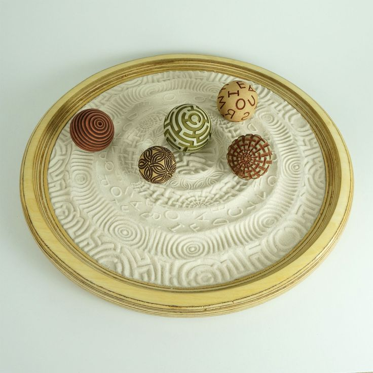 Tabletop Modern Zen Garden Scholar Package 15