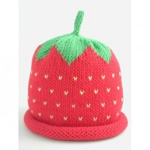 strawberry hatBaby Jarvis, Baby Things, Baby Hats, Knits Strawberries, Knits Hats, Strawberries Hats, Baby Birds, Strawberries Baby, Adorable Knits