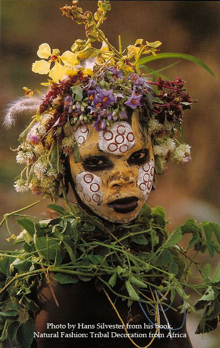 Hans Silvester. Tribal fashion and photography.