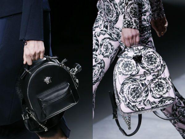 Городские рюкзаки. Тренды 2016-2017 - http://fashiontweaks.ru/