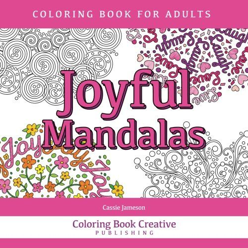 Introducing Coloring Book For Adults Joyful Mandalas Great Product And Follow Us To Get More