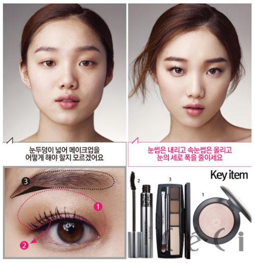 Best natural eye makeup