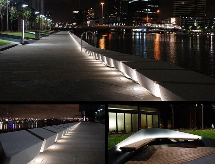 ANZ Forecourt, Victoria Harbour, Docklands