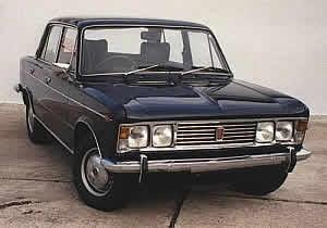 1st car - Fiat 125