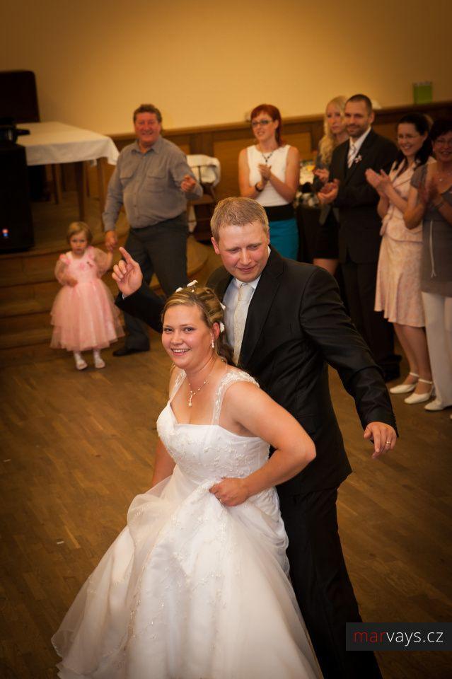 Svatební foto Katky a Radka Havrlantových - 25. květen 2013