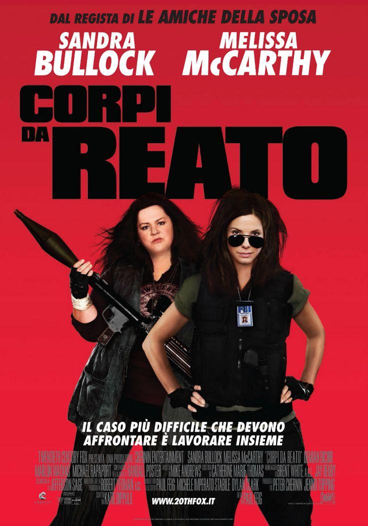 Corpi da reato, dal 3 ottobre al cinema.