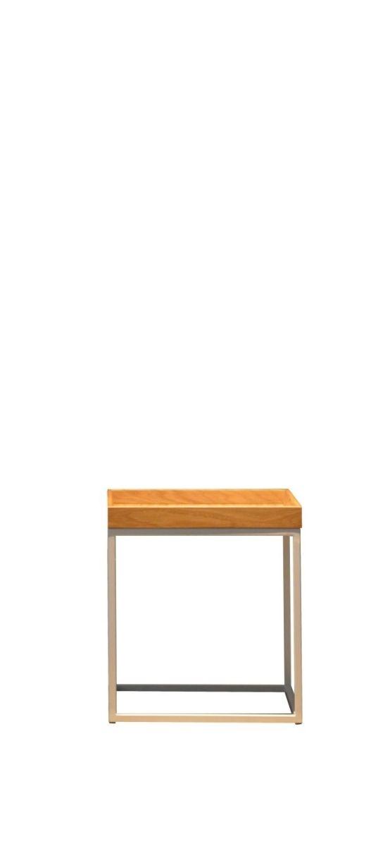 Jan Kurtz Pino Beistelltisch - Esche weiß/Edelstahl - L Jetzt bestellen unter: https://moebel.ladendirekt.de/wohnzimmer/tische/beistelltische/?uid=3965cb8c-0616-5880-9b9b-2349d933b877&utm_source=pinterest&utm_medium=pin&utm_campaign=boards #beistelltische #wohnzimmer #tische