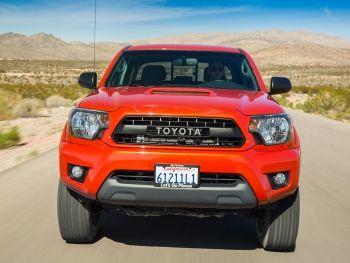 2015 Toyota Tacoma TRD Pro Double Cab '2014–15