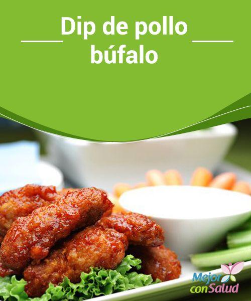Dip de pollo búfalo   Conoce diversas recetas de dip de pollo búfalo en el siguiente artículo. Un menú típico de Estados Unidos directo a tu mesa.