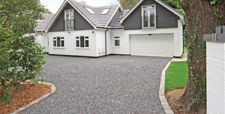 Pinned For Grey Gable Tiles And Grey Driveway Stones