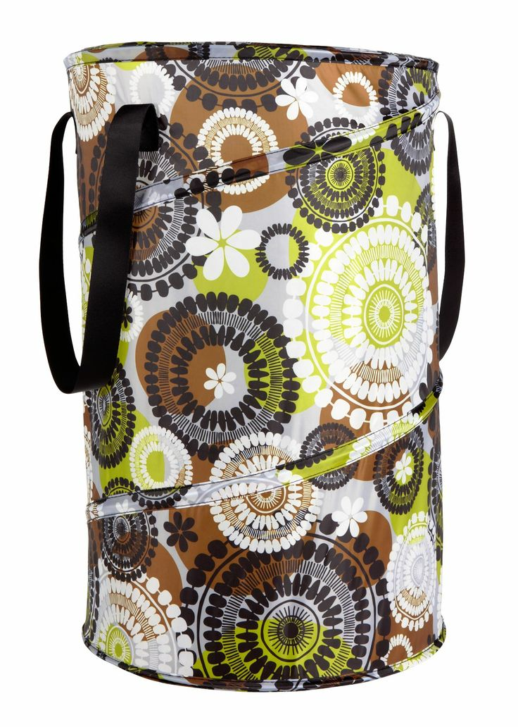 Vera Bradley Pop Up Laundry Bag in Cocoa Moss $19.60 was $49 found this at--->>>Vera Bradley Clearance Sale, Up To 60% off!