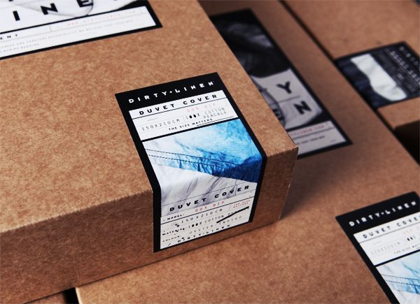 Dirty Linen – Packaging by Planeta Design