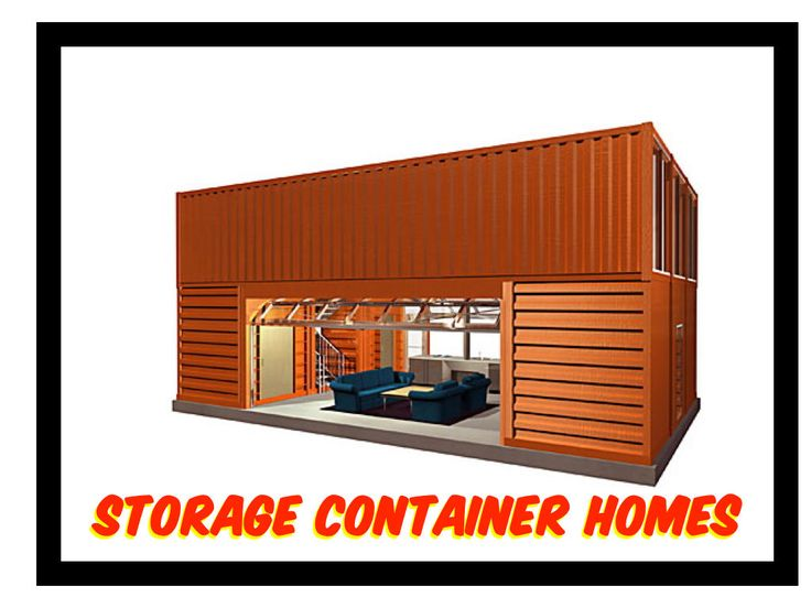 34 Best Container Homes Images On Pinterest Shipping